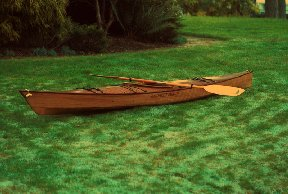 boat on lawn